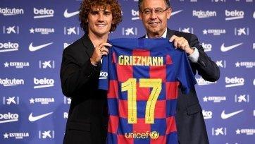 5 самых дорогих трансферов в истории «Барселоны»