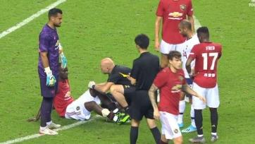 «Манчестер Юнайтед» потерял защитника