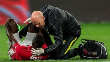 Плохие новости для «Манчестер Юнайтед». Известны сроки восстановления Байи