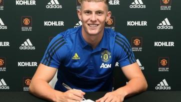 «Манчестер Юнайтед» переподписал вратаря и отдал его в аренду