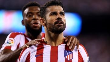 «Атлетико» поиздевался над «Реалом», отправив в его ворота семь мячей. Видео