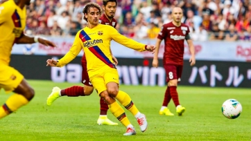 «Барселона» переиграла команду Иньесты и Вильи в спарринге