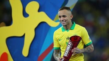 Лучший бомбардир Копа Америка-2019 может перебраться в «Арсенал»