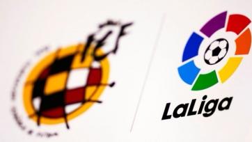 В Испании наложено вето на матчи Примеры по пятницам и понедельникам