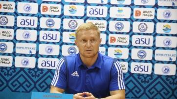 Карпович: «Мы могли забить «Актобе» и больше»