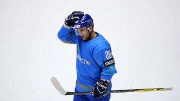 Нападающий хоккейной сборной Казахстана продолжит карьеру в Великобритании