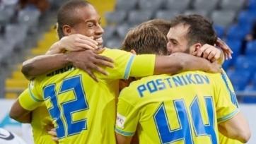«Астана» разгромила «Тараз», «Кайсар» на выезде обыграл «Тобол»