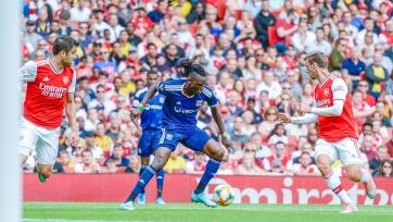 «Арсенал» на своем поле проиграл «Лиону»