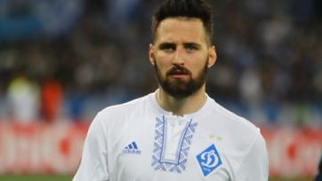 Защитник киевского «Динамо» заявил о желании продолжить карьеру в России