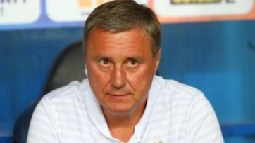 Хацкевич: «Мы и не планировали больше контролировать мяч»