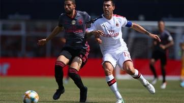 «Милан» уступил «Бенфике» в Международном кубке чемпионов