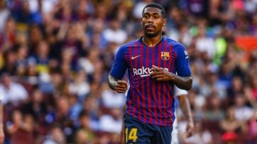 «Барселона» может продать Малкома в «Зенит»
