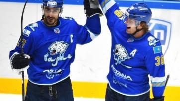 Наставник «Барыса» прокомментировал ситуацию с неприездом на сбор двух основных хоккеистов
