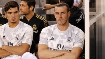 Зидан не включил Бэйла в состав «Реала» на Кубок Audi