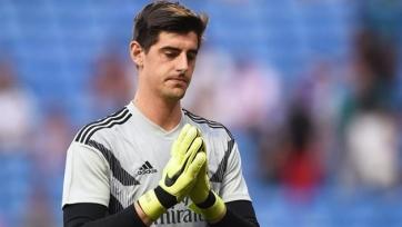 Основной вратарь «Реала» получил травму. Известны сроки восстановления
