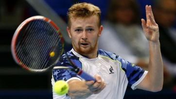 Голубев зачехлил ракетку на старте турнира в Сопоте