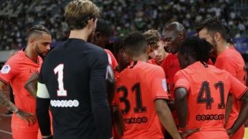 «ПСЖ» разгромил «Сидней» в товарищеском матче