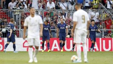 «Реал» проиграл «Тоттенхэму» на турнире Audi Cup