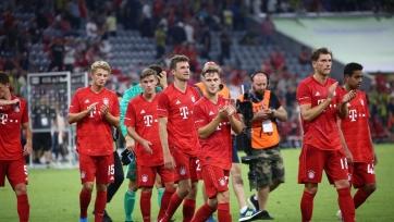 «Бавария» забила шесть мячей «Фенербахче» и вышла в финал Audi Cup