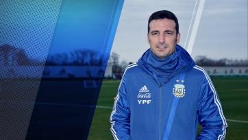 Сборная Аргентины продлила контракт с главным тренером