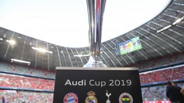 «Реал» – «Фенербахче». 31.07.2019. Где смотреть онлайн трансляцию матча Audi Cup