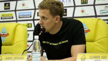 Шпилевский: «Я уверен в своей команде»