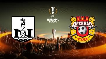 «Нефтчи» – «Арсенал» Тула – 3:0. Текстовая трансляция матча