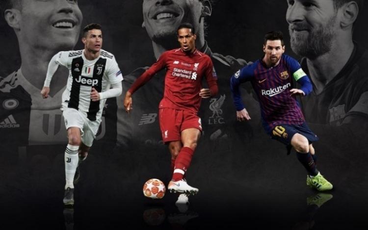 Три игрока номинированы на звание лучшего футболиста года по версии УЕФА