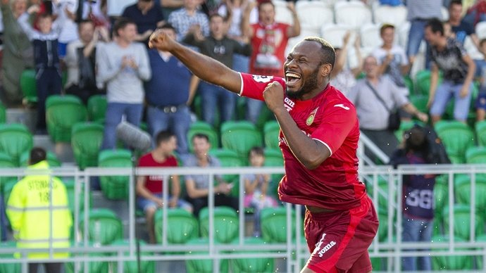 Уфа нанесла Ростову первое поражение в сезоне