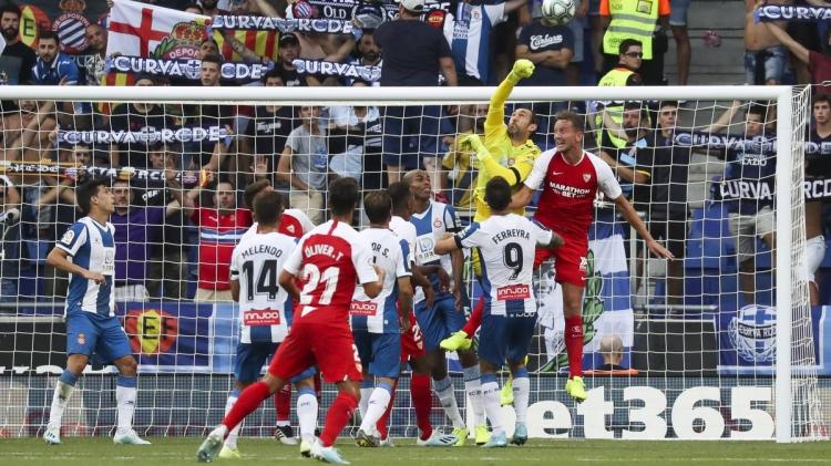 «Эспаньол» – «Севилья» – 0:2. 17.08.2019. Чемпионат Испании. Обзор и видео матча
