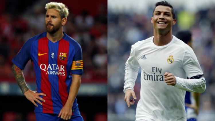 Какой футболист лучше месси или роналду