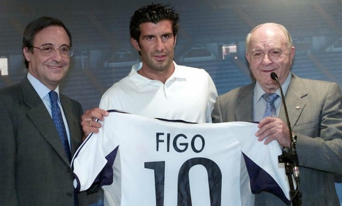 Фигу – не предатель «Барселоны». Его подловили на алчности