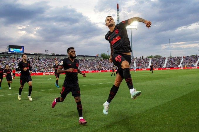 «Леганес» – «Атлетико» – 0:1. 25.08.2019. Чемпионат Испании. Обзор и видео матча