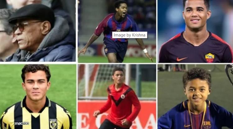 Футбольные династии, которые подарили миру три поколения игроков