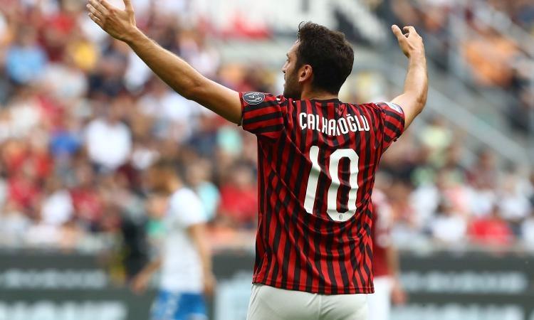 «Милан» – «Брешиа» – 1:0. 31.08.2019. Чемпионат Италии. Обзор и видео матча