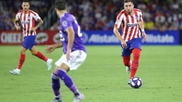 Мадридский «Атлетико» разгромил сборную звезд МЛС