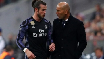 Зидан: «Посмотрим, чем занимался Бэйл в Мадриде»