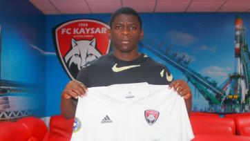 «Кайсар» объявил о трансфере камерунского полузащитника