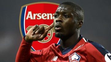 «Арсенал» объявил о рекордном трансфере Пепе