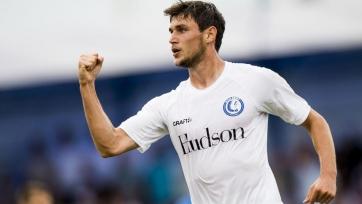 Яремчук снова забил за «Гент» в Лиге Европы. Его команда вышла в следующий раунд
