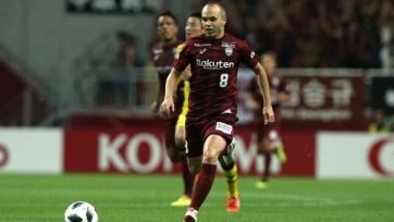 Иньеста может вернуться в европейский футбол