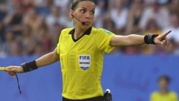 Впервые в истории женщина-арбитр будет судить матч Суперкубка УЕФА