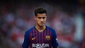 «Барселона» готова отдать в аренду Коутиньо лишь бы избавиться от него