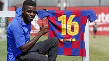 «Барселона» перевела в первую команду игрока из академии