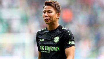 Нападающий сборной Японии перешел из «Арсенала» в «Партизан»