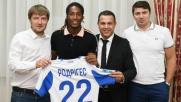 Киевское «Динамо» объявило о трансфере Родригеса