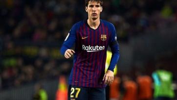 «Ювентус» ведет переговоры по приобретению игрока «Барселоны»