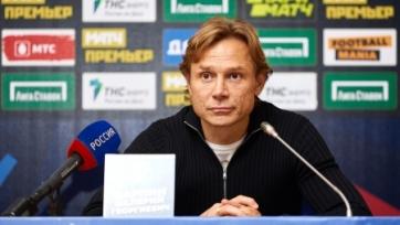 Карпин: «Мы много атаковали, а соперник реализовывал свои моменты»
