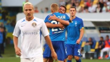 «Динамо» на выезде разгромило «Львов», «Десна» дома обыграла «Ворсклу»