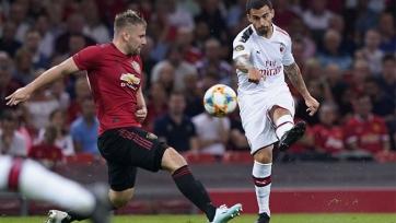 «Манчестер Юнайтед» по пенальти обыграл «Милан» в Международном кубке чемпионов